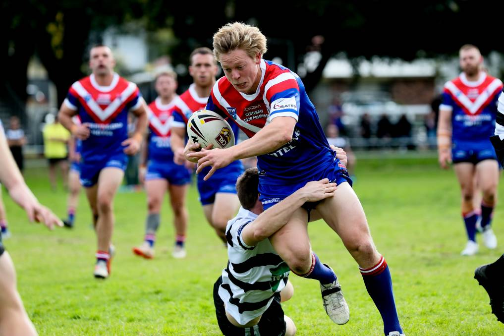 Gerringong Lions playmaker Tyran Wishart. Photo: Giant Pictures