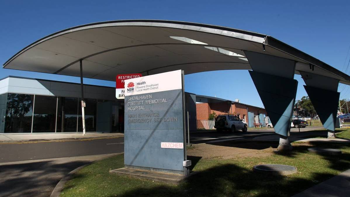 Shoalhaven District Memorial Hospital.