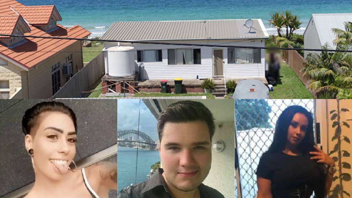 Patricia Koullias 22, Cody Ronald Ward 26 and Shanese Koullias 24 have pleaded guilty to a variety of charges over a $17M dark web drug ring allegedly run from Callala Beach.