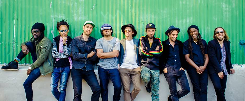 The Strides are a vibrant force in reggae music and will be just one of the top acts performing at the Burradise Festival over the Mother's Day weekend.