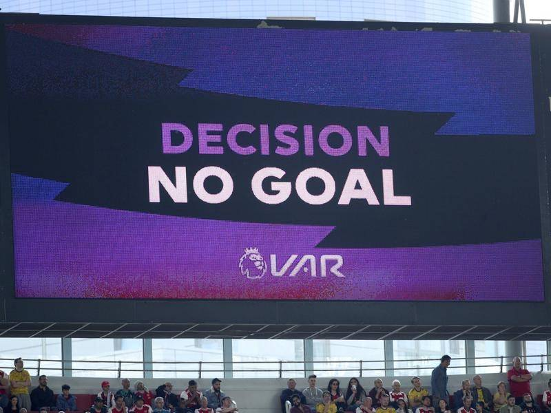 The use of the VAR system hasn't quite gone to plan to start the Premier League season.