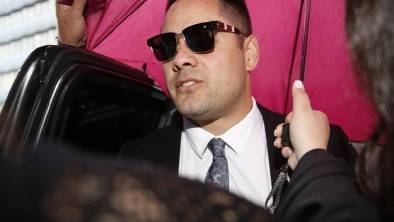 Jarryd Hayne's lawyers have given notice of an appeal against his imprisonment.