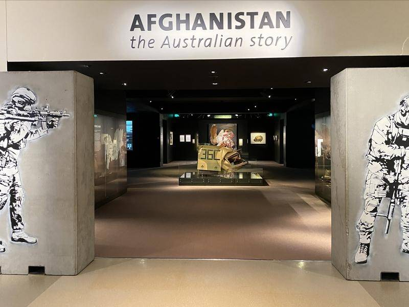 The Australian War Memorial is expected to acknowledge alleged war crimes in Afghanistan.