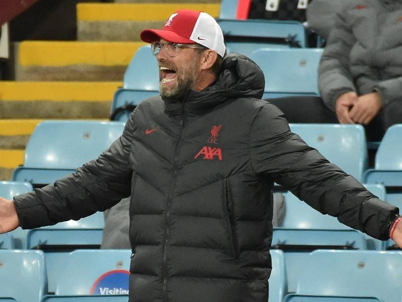 Liverpool's Juergen Klopp suffered the heaviest defeat of his managerial career against Aston Villa.